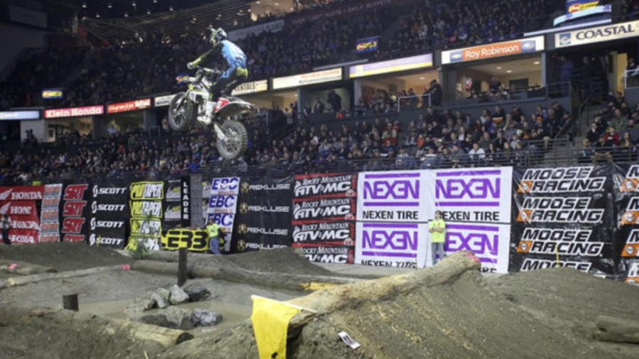 Webb Wins Convincingly at Everett EnduroCross - Colton Haaker and Ty Tremaine round out the podium-media-2