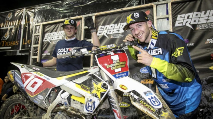 Webb Takes EnduroCross Finale but Haaker Wins the Championship - Graffunder takes Ontario Podium and Tremaine takes third in the championship and Junior Title-media-1